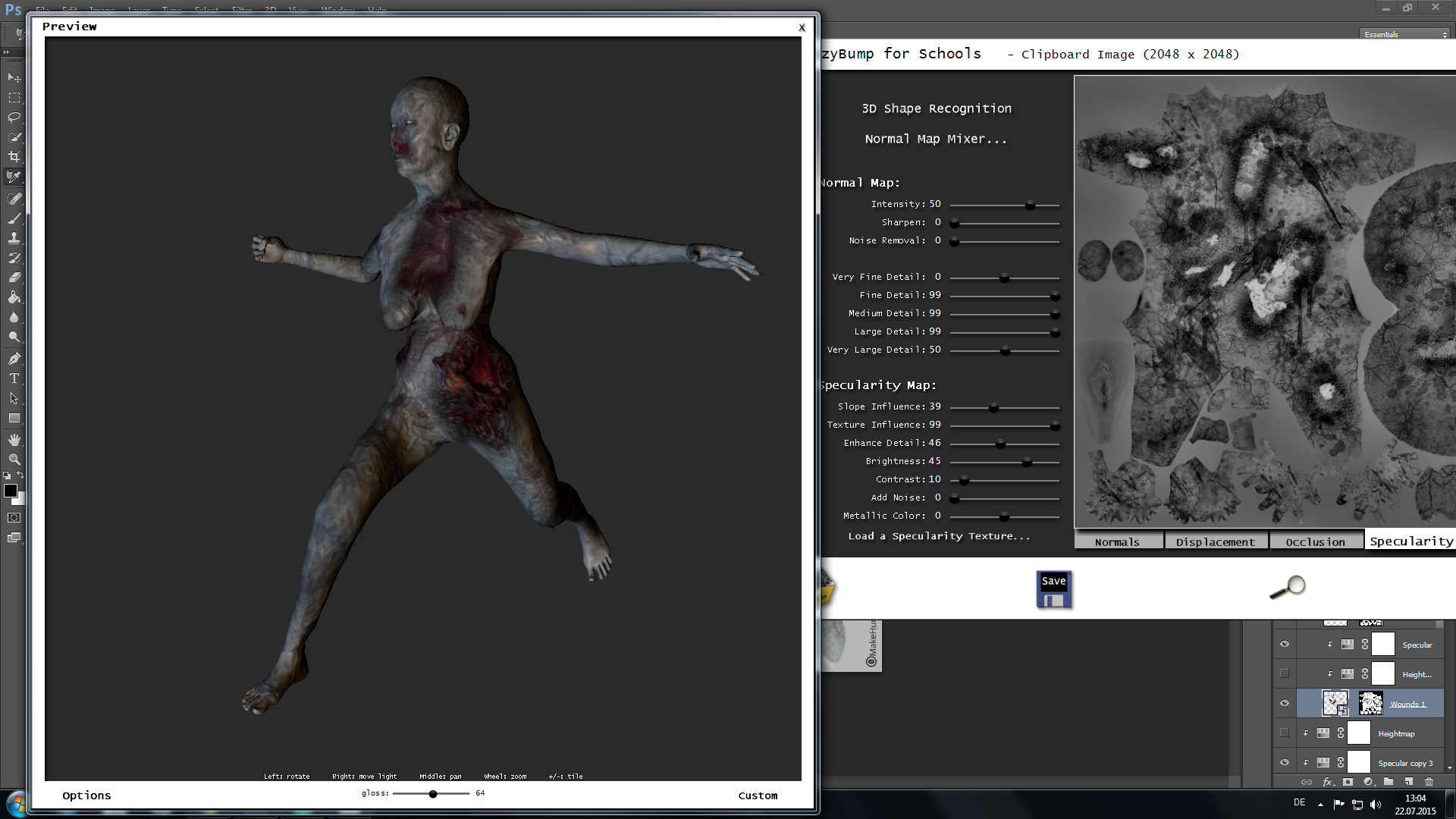 Zombiewoman